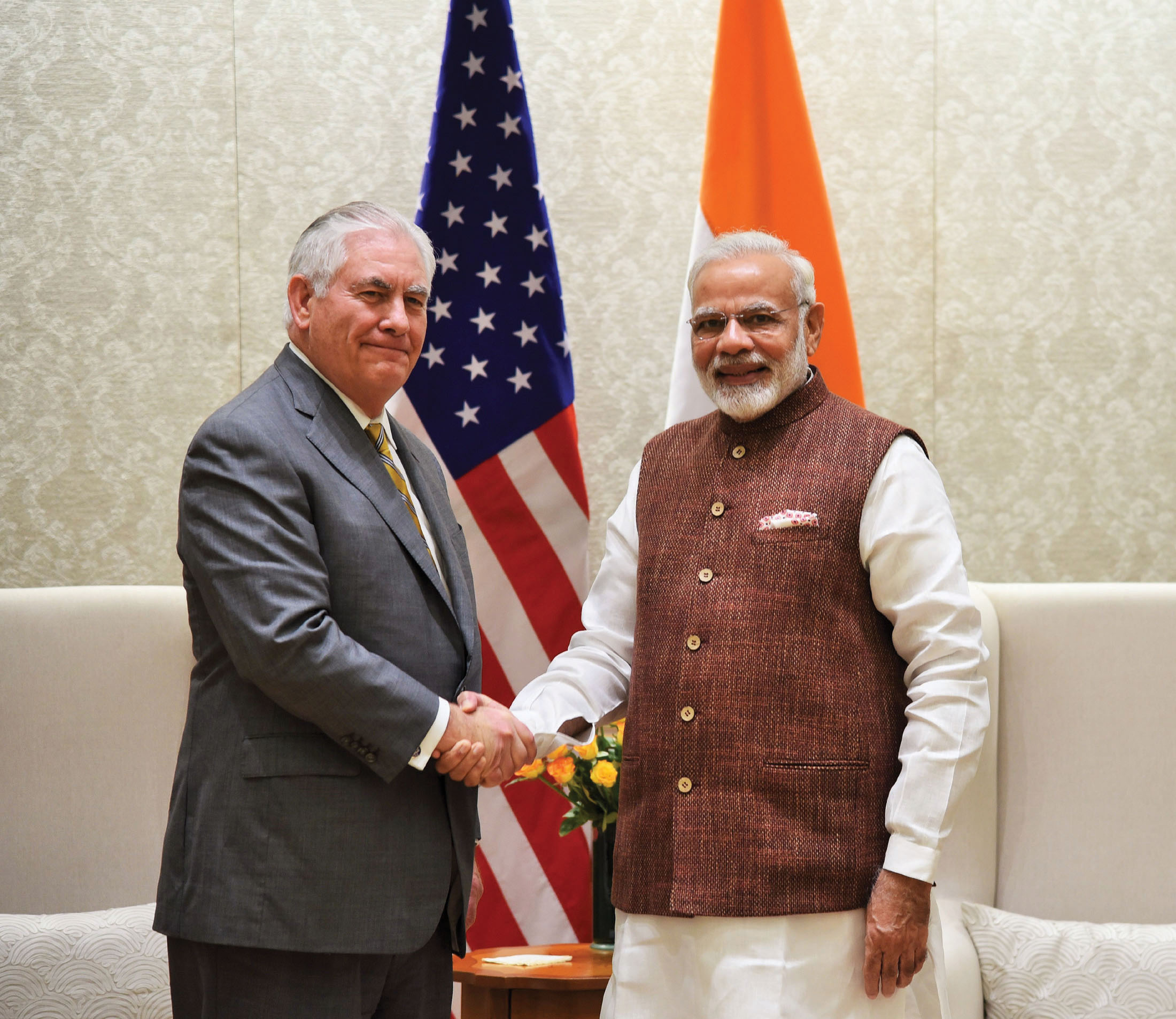 Us Seeks Mediator Role In India Pakistani Dispute Parikh